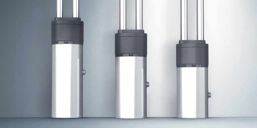 Bombas de calor para ACS TECNA; equipos para el ahorro energético