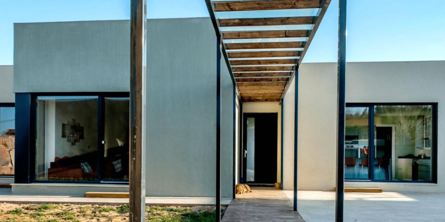 Aerotermia Yutaki S Combi, climatización para una vivienda Passivhaus en San Mateo
