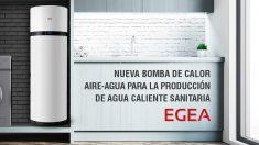 EGEA, la gama de bombas de calor para ACS de Ferroli