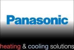 panasonic heating and cooling logo