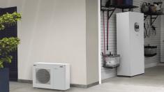 Aerotermia híbrida Fusion Hybrid de Domusa compatible con radiadores convencionales