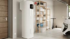 NUOS PLUS WIFI, la bomba de calor para agua caliente con conectividad de Ariston