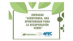 Jornadas sobre aerotermia coorganizadas por AFEC e Iberdrola